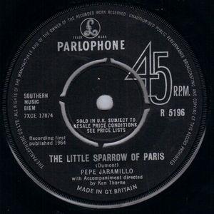 Little Sparrow Of Paris