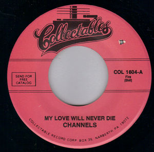 My Love Will Never Die