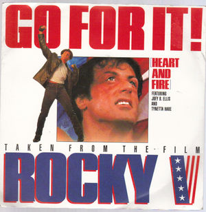 Joey B. Ellis & Tynetta Hare - Go For It! (Heart And Fire)