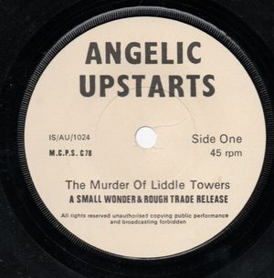 The Murder Of Liddle Towers