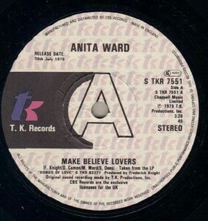 Anita Ward - Llama A Mi Puerta