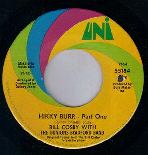Hikky Burr