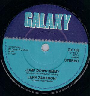 Jump Down Jimmy