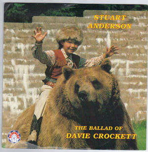 The Ballad Of Davie Crockett