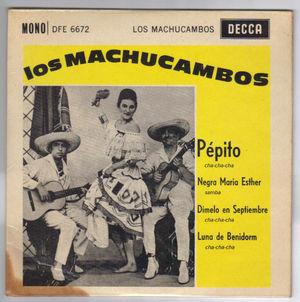 LOS MACHUCAMBOS Pepito - YouTube
